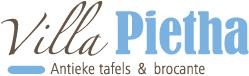 Villa Pietha | Webshop voor antieke tafels & brocante